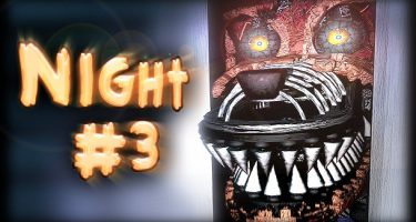 Five Nights at Freddy's 4 Night 3