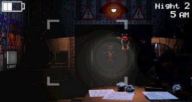 Five Nights at Freddy's 4 Night 2