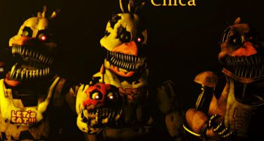 Fnaf Chica'S Nightmare