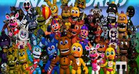 FNaF World Full Version Download