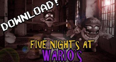 Five Nights at Wario's