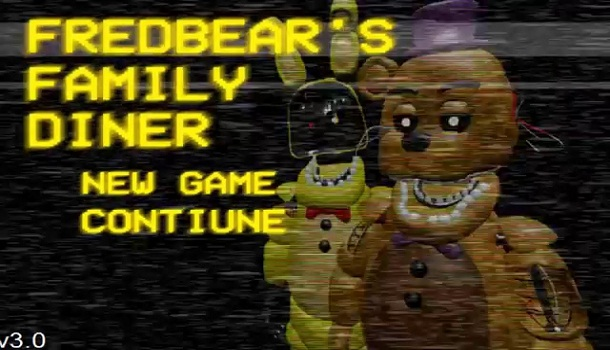 five nights at fredbear s family diner five nights freddy s com