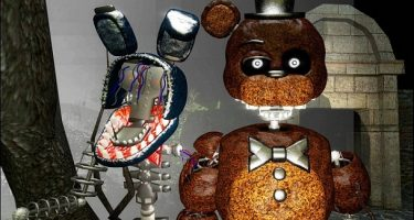 Unnamed Five Nights at Grovers Game (Working Title)