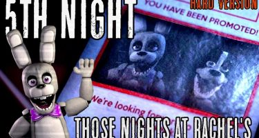 Five Night's at Freddy's Hard Edition