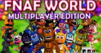 FNaF World – Multiplayer Edition