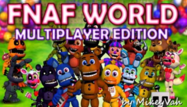 download fnaf world apk para android
