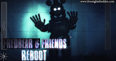 Fredbear and Friends: Reboot