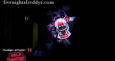 Five Nights at Freddy's 2019s VR: Help Wanted