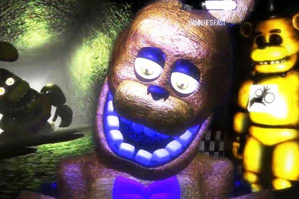Download 3 Nights At fredbear's